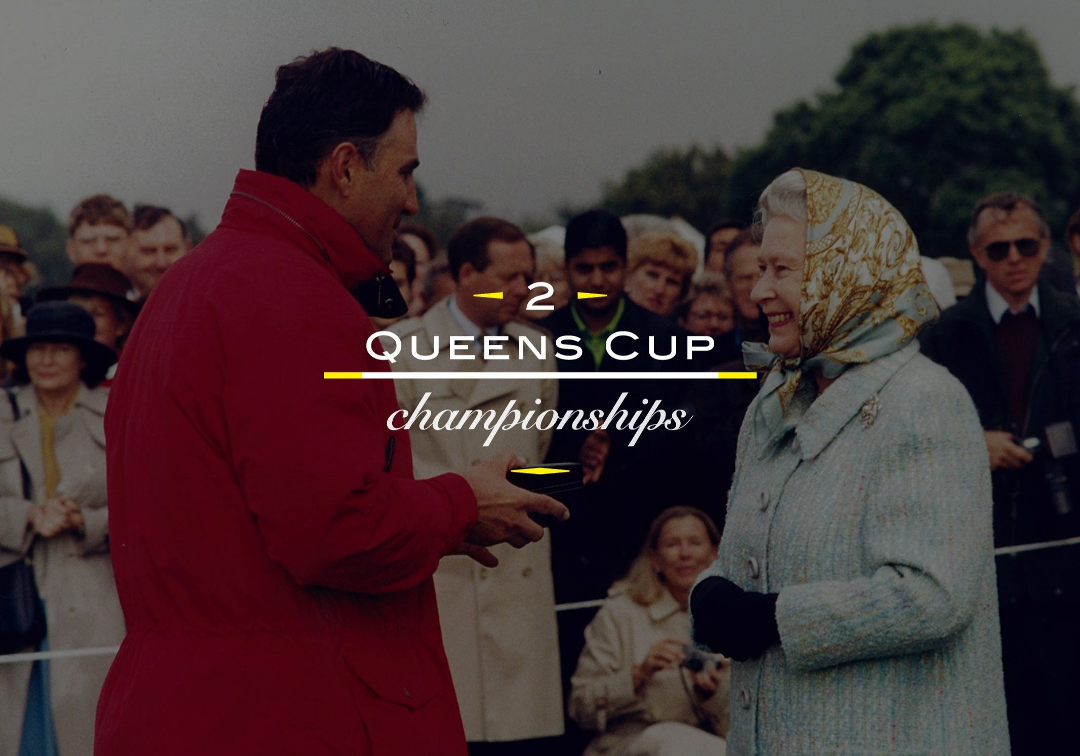 HER MAJESTY THE QUEEN'S CUP
